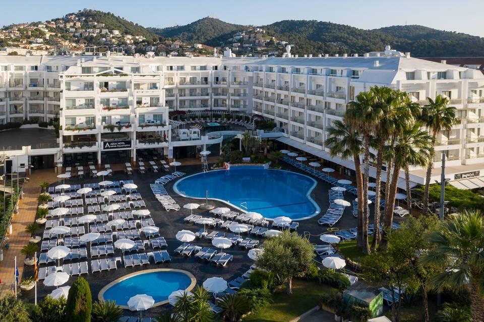 Aqua Hotel Aquamarina Spa Exclusive Holidays